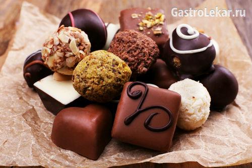 Что можно из сладкого при язве желудка