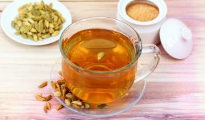 Чай с кардамоном