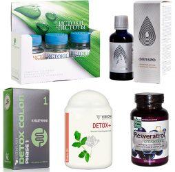 Препараты для очистки организма