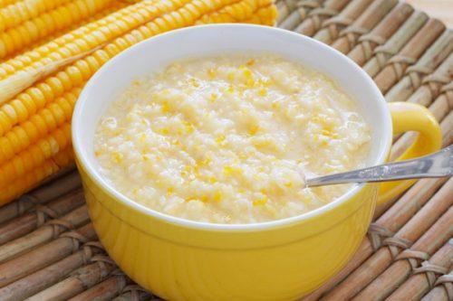 Похудение на кукурузной каше
