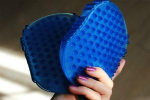 Массажная рукавица