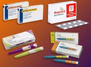 Препараты на основе лираглутида для похудения