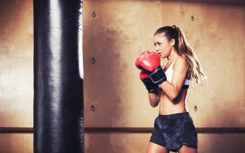 Активное похудение на боксе
