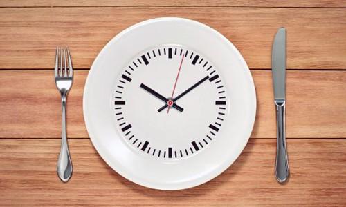 Соблюдение принципов интервального голодания
