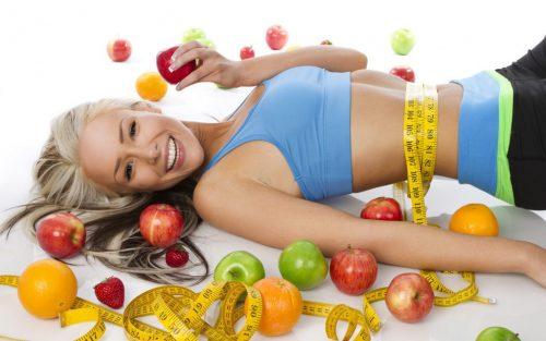 Питание для похудения живота и боков