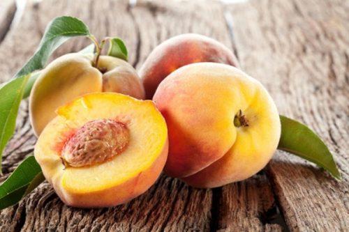 Вкусное похудение на персиках