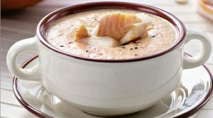 Суп–пюре из рыбы