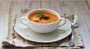 Овощной суп–пюре