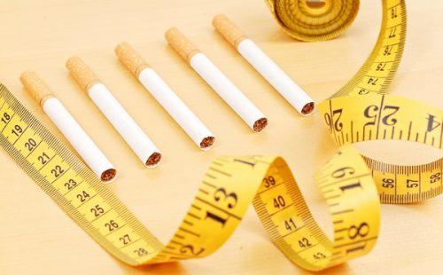 Влияние курения на вес