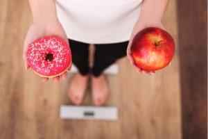 Отказ от калорийных продуктов
