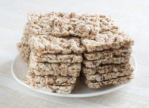 Пшеничные хлебцы
