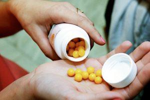 Прием витамина С