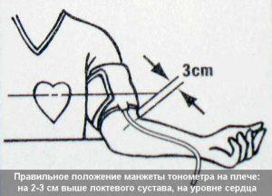 Самостоятельное измерение давления