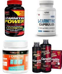 Средства на основе L-карнитина