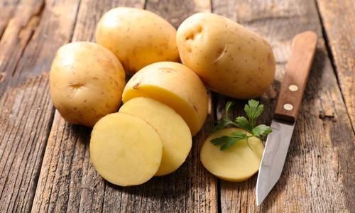 Похудение на картошке