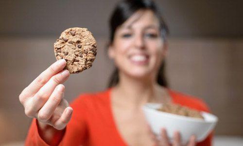 Можно ли есть овсяное печенье при похудении