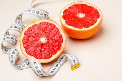Грейпфруты на диете