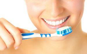 чистка зубов при тяге к сладкому