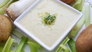 Дренажный суп–пюре