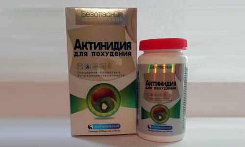 Препарат Актинидия