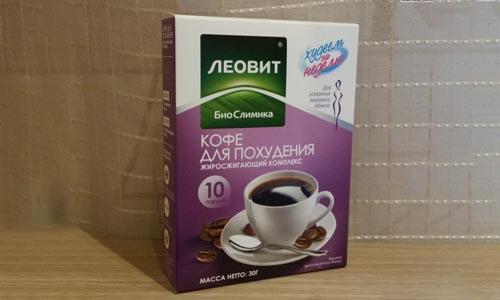 Кофе Леовит при лишнем весе