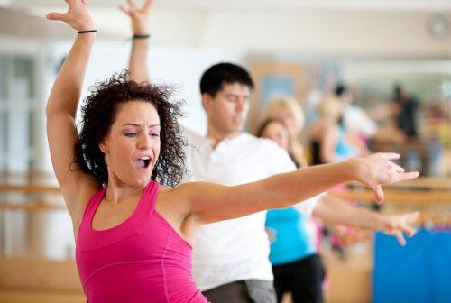 Тренировачный танец для похудения