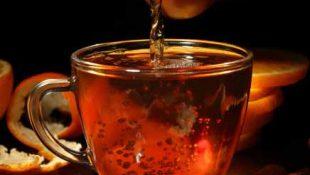 Чай с корицей и гвоздикой