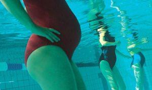 Аквааэробика при беременности