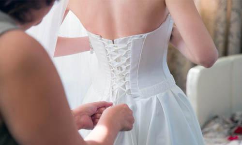Потеря веса перед бракосочетанием