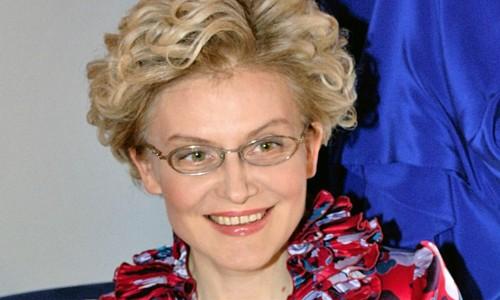 Телеведущая Елена Малышева