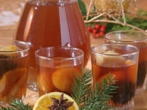 Напитки из сухофруктов