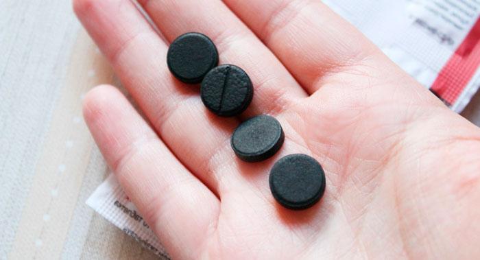 Активированный уголь таблетки