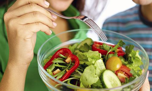 Употребление острой пищи при диете