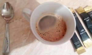 Кофе с гарцинией