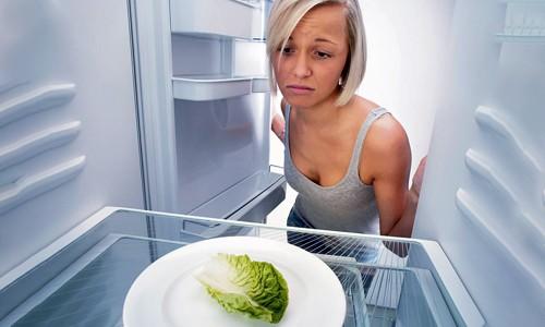 Соблюдение голодной диеты