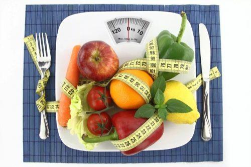 Низкокалорийные продукты на диете