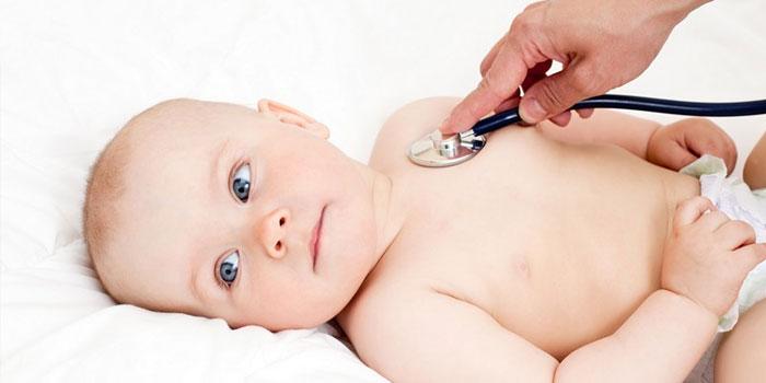 тахикардия у малыша