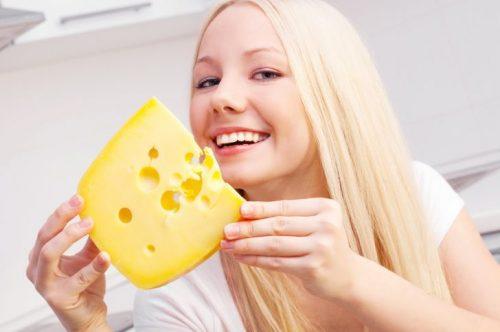 Употребление сыра на диете