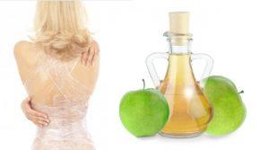 Обертывание яблочным уксусом для эффективного похудения