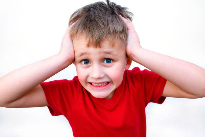 Нервное потрясение у ребенка