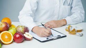 Консультация с диетологом