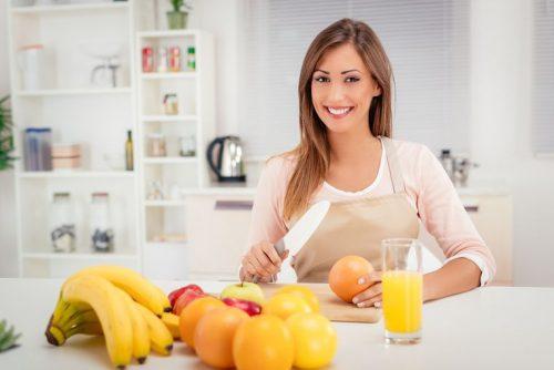 Вкусная фруктовая диета