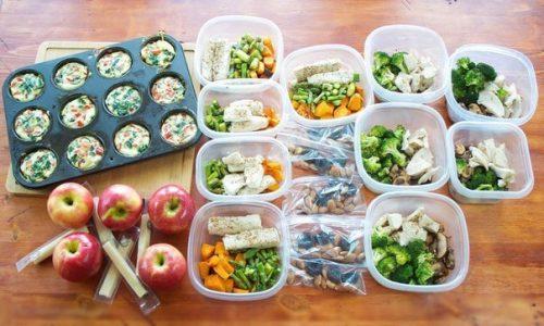 Дробное питание для снижения веса