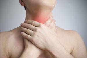 Заболевания горла и шеи
