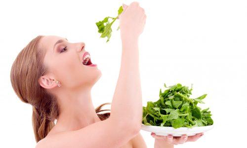 Похудение со шпинатом