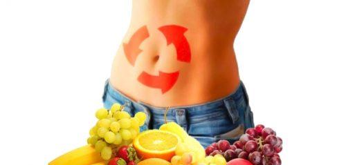 Диета для нормализации метаболизма