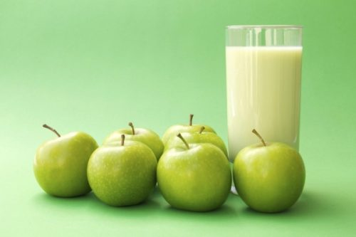 Кефирно–яблочная диета для похудения