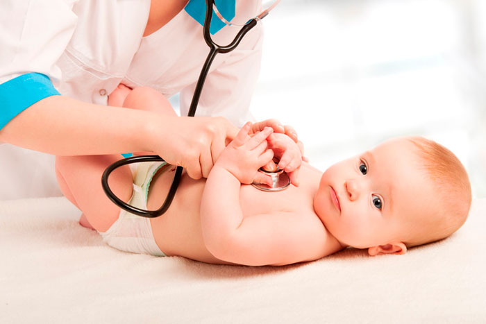 Вызов врача к грудничку