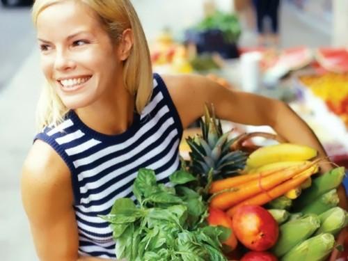 Похудение на овощах