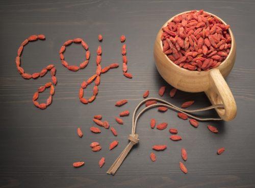 Суперфуд ягоды Годжи для похудения